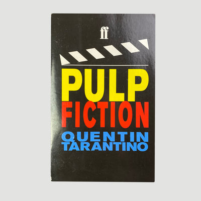 1996 Pulp Fiction Screenplay