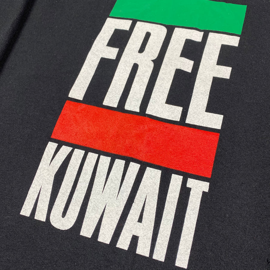 Early 90's Free Kuwait Sweatshirt