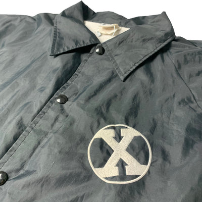 Early 90's Malcolm X Windbreaker Jacket