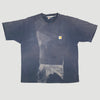 2010's Carhartt Basic Navy Pocket T-Shirt