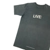 Early 00's Apple iPod 'LIVE' T-Shirt