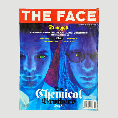 1997 The Face Magazine Chemical Brothers Issue