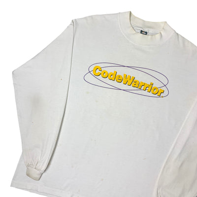 1996 MacWorld CodeWarrior Long Sleeve T-Shirt