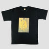 90's Gustav Klimt 'The Kiss' T-Shirt
