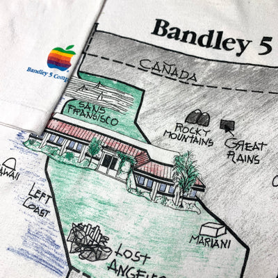 80's Apple Bandley 5 T-Shirt