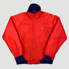 90's Apple Staff Zipped Windbreaker
