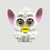 1998 Furby (White) Figure