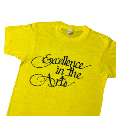 80's 'Excellence in the Arts' T-Shirt