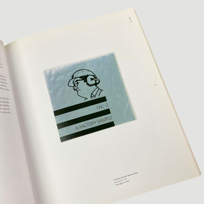 2007 'Designed by Peter Saville'