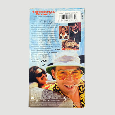 1998 Fear and Loathing in Las Vegas NTSC VHS
