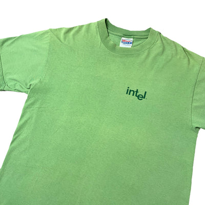 1997 Intel Corporate Games T-Shirt