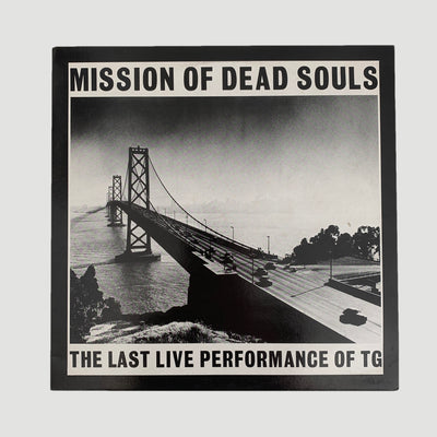1983 Throbbing Gristle 'Mission of Dead Souls' LP