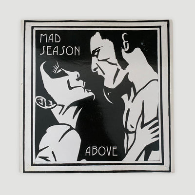 1995 Mad Season 'Above' 2LP (Etched)