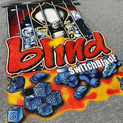 Late 90's Blind Switchblade T-Shirt
