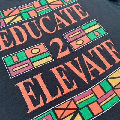 1991 Educate to Elevate Graphic T-Shirt