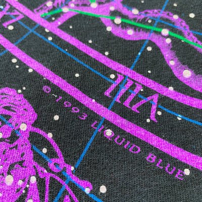 1993 liquid blue Constellation All Over Print T-Shirt