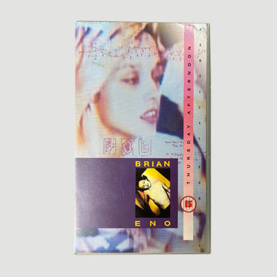 1987 Brian Eno 'Thursday Afternoon' VHS