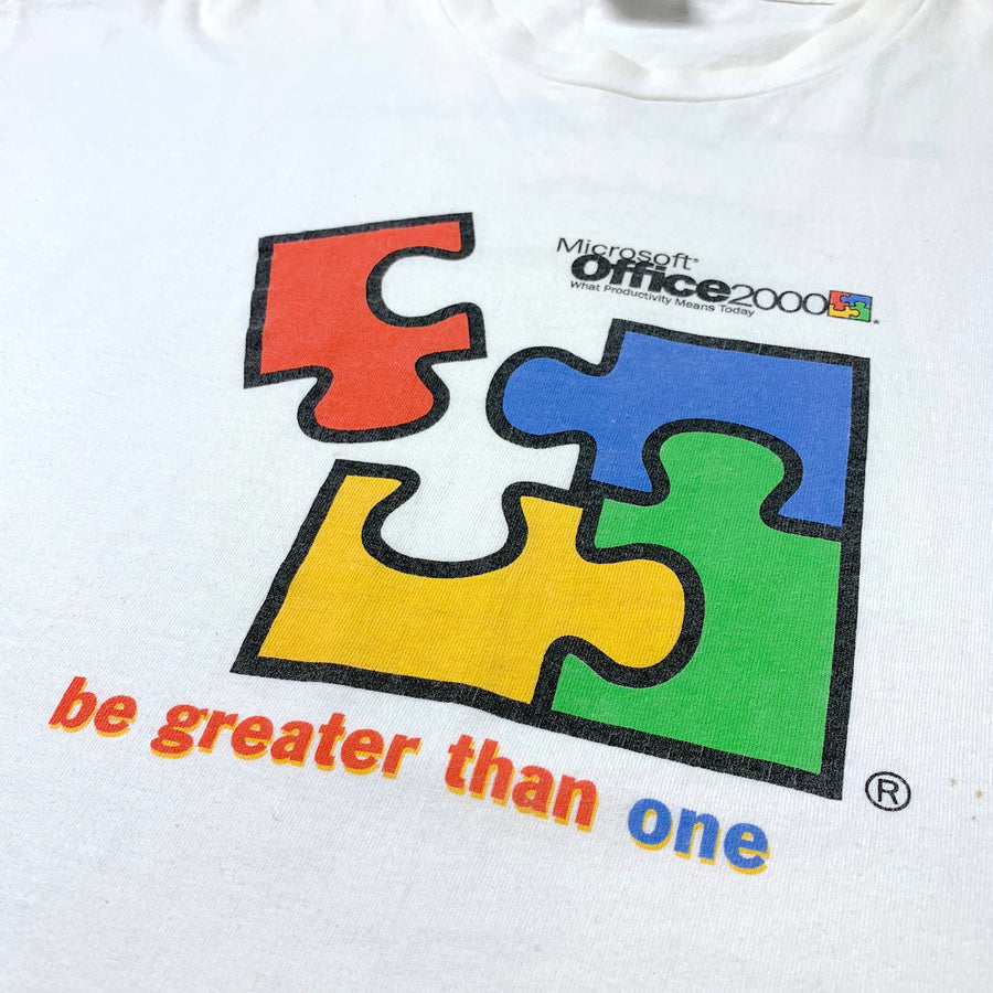 1999 Microsoft Office Launch T-Shirt
