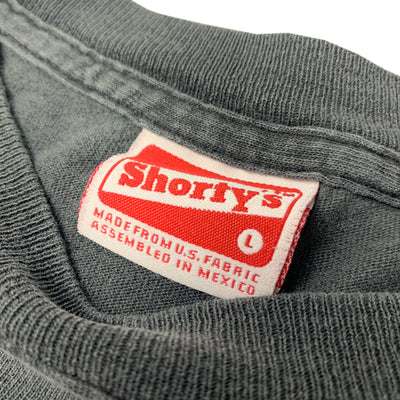 90's Shorty's Chad Muska Logo T-Shirt