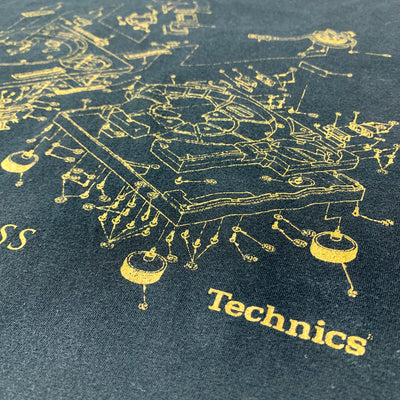 90's Technics Turntable Timeless T-Shirt