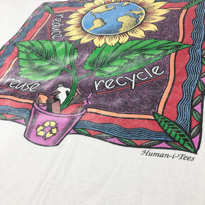 90's Reduce Reuse Recycle T-Shirt