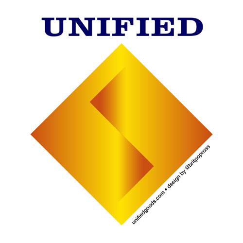 Unified Goods Sticker