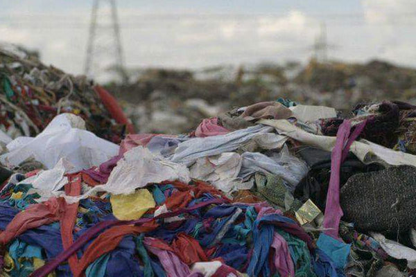 the true cost, clothing in landfill