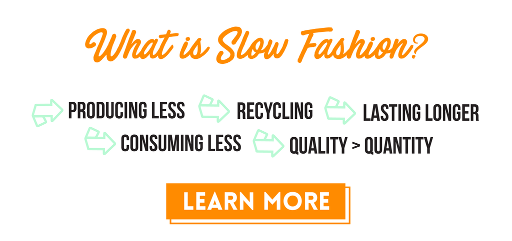 What is slow-fashion