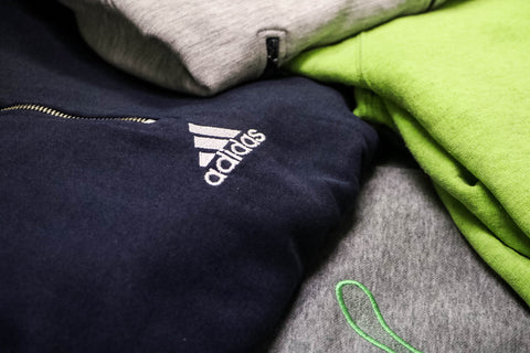 vintage adidas, nike, puma, sustainable clothing co, adelaide, vintage store