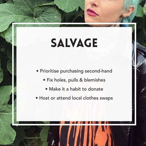 slow fashion facts, salvaging fashion, ethical streetwear, sustainable street wear, sustainable clothing co