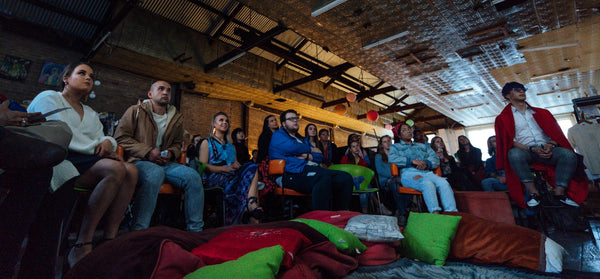 the true cost documentary screening, mixed spice creative studios adelaide, sustainable clothing co, ethical fashion launch party