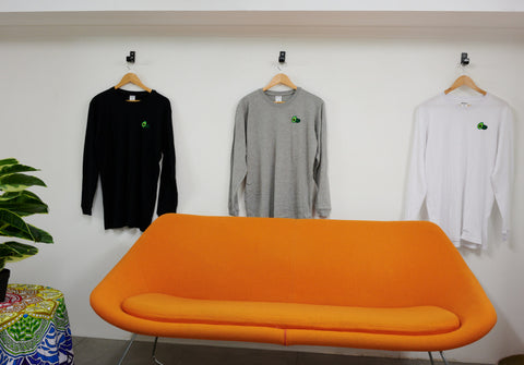 style kinnection, avocado, long sleeve, created range adelaide, sustainable clothing co, renew adelaide