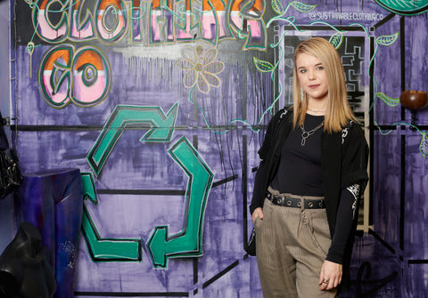 laura vogt, sustainable clothing co, adelaide vintage, streetwear store adelaide