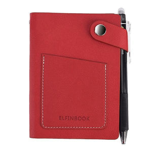 Elfinbook™ Mini Smart Reusable Elfinbook with Leather Case