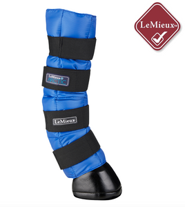 Pair of LeMieux Arctic Ice Therapy Boots plus LeMieux Prochoice Cooling Bag