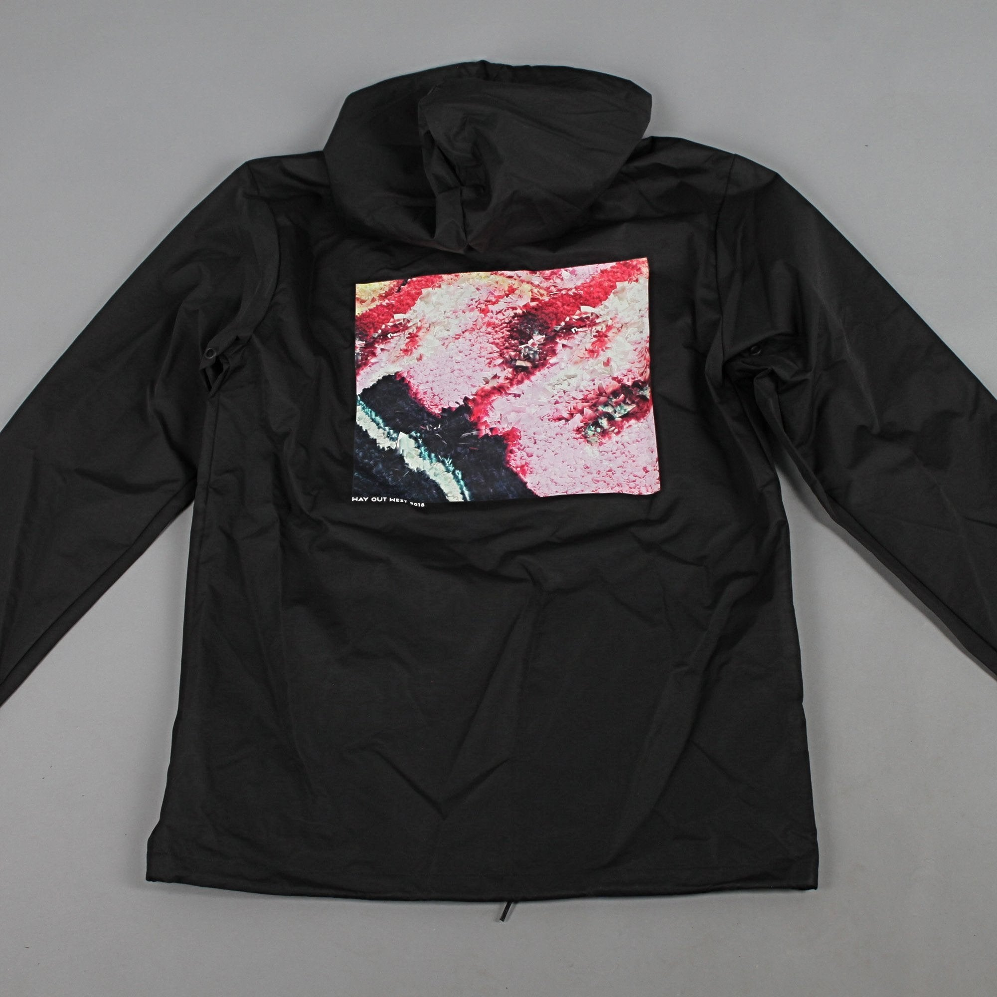 WOW 2018 Hooded Jacket