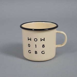 WOW 2018 Coffee Cup