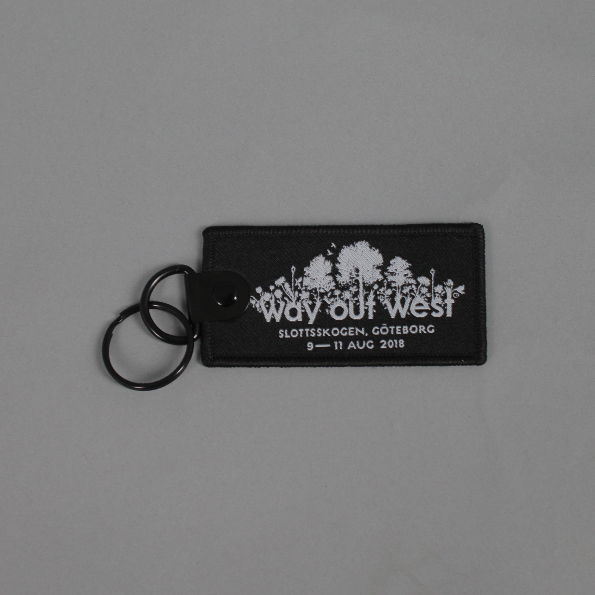 WOW 2018 Key Chain