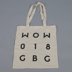 WOW 2018 Tote Bag