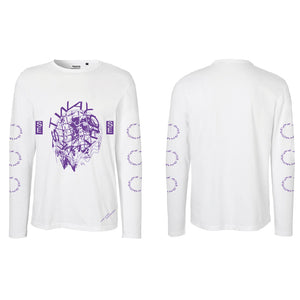 WOW LONGSLEEVE / WHITE