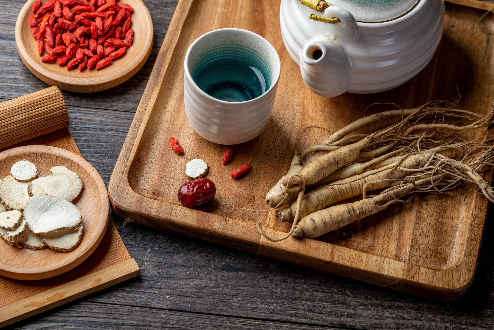 What is Ginseng? What is Red Ginseng