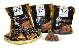Korean Black Ginseng Choco Crunch