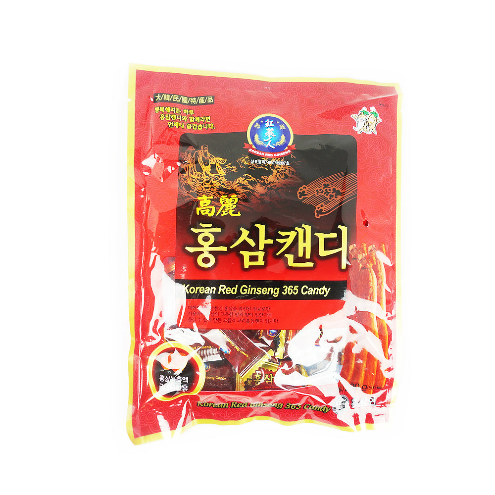 Korean Red Ginseng Candy 200g