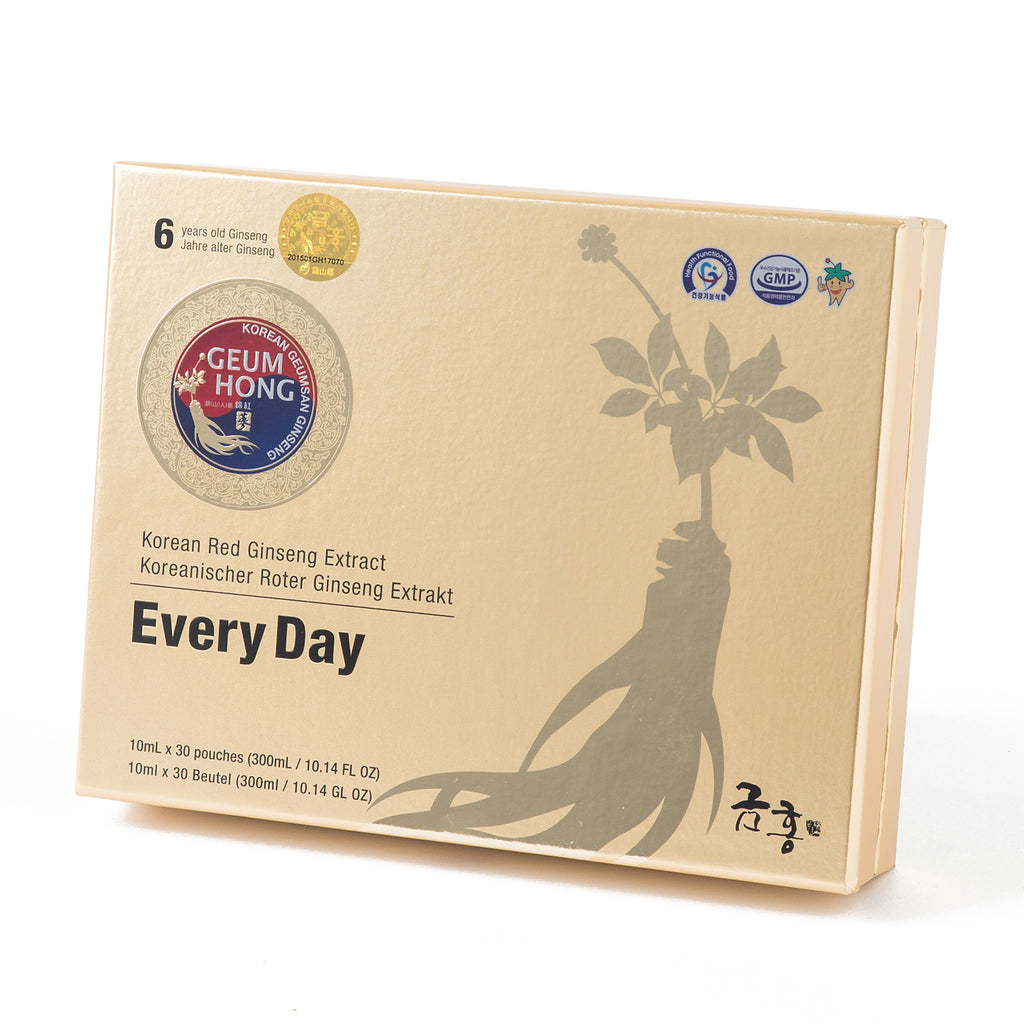 Korean Red Ginseng Extract EveryDay
