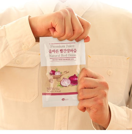 Korean Red Onion Juice 100%