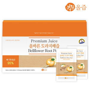 Korean Bellflower Root & Pear Juice