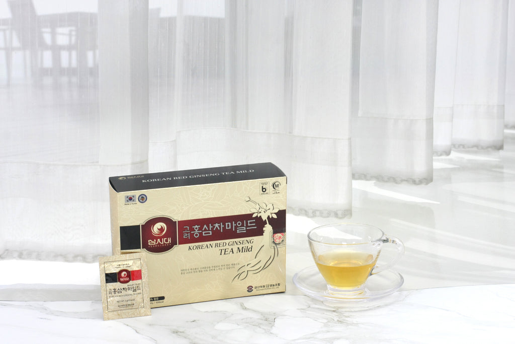 Korean Red Ginseng Tea Mild