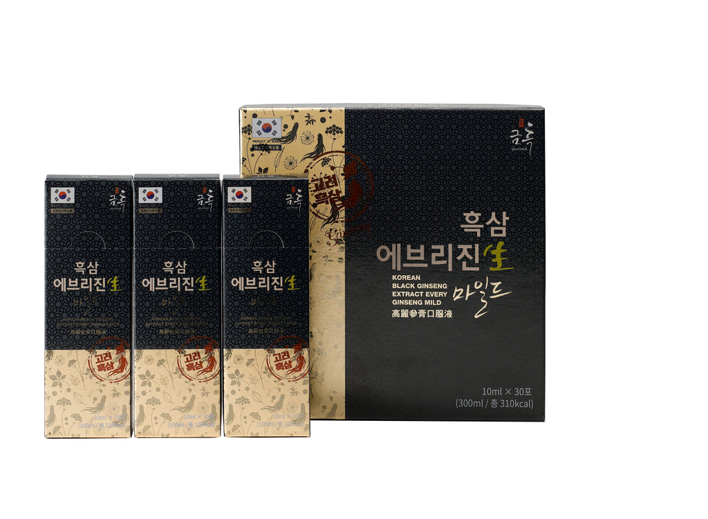 Black Ginseng EveryGin Mild Extract