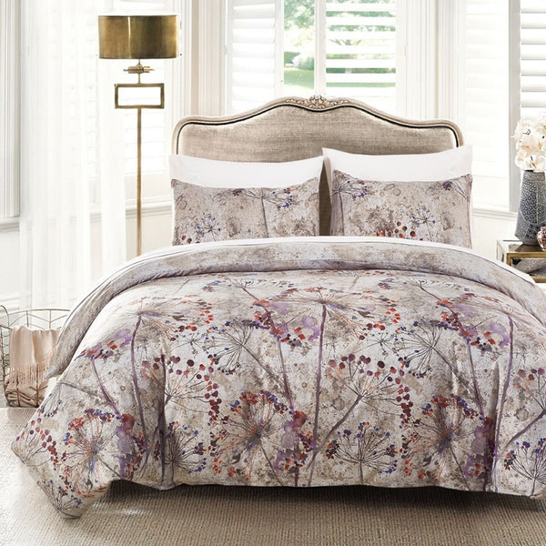Dandelion Duvet Bedding Set| Duvet Cover