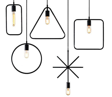 Vintage Pendant Light Lamps